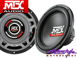 "MTX RT12-44 12"" 750w Road Thunder Subwoofer-0"
