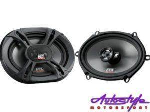 """MTX RTC537 5x7"""" 260w 3way 260w Speakers-0"""