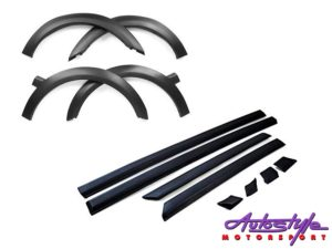 VW Golf Mk3 Wheel Arches with Beading-0