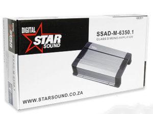 Starsound Class D 1000rms Amplifier-0
