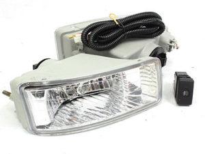 Isuzu D-Max 2003-2006 Foglamp Kit -0