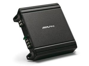 Alpine MRV-M250 Mono 250w rms subwoofer amplifier-0