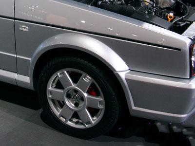 VW Golf Mk1 R-Line Wheel Arch Kit