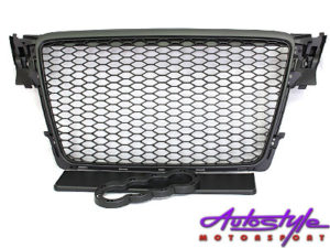 Audi A4 B8 RS Facelift Grille Kit-0
