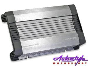 Starsound Class D 1000rms Amplifier-23509