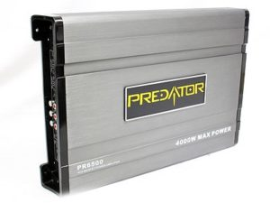 Predator PR6500 4000w 4channel Amplifier-0