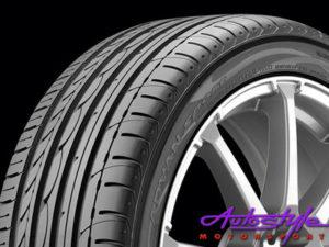 "275-45-19"" Yokohama Advan V103 Tyre-0"