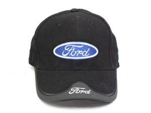 Ford Leather tip Baseball Cap-0