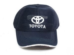 Toyota Mesh Design Baseball Cap-0