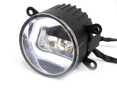 Universal LED DRL Foglamps (pair)
