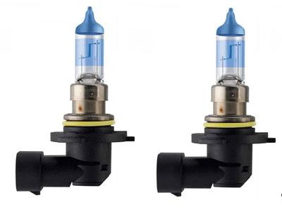 Philips WhiteVision HB4 9006 Headlight Bulbs (pair)
