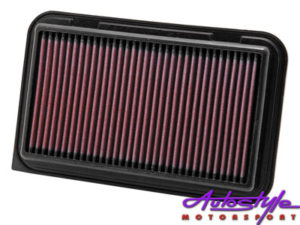 K&N 33-2974 Airfilter for Suzuki Swift 2014+-0