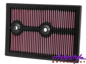 K&N 33-3004 Air filter for VW Scirocco/Golf MK7/Touran-0