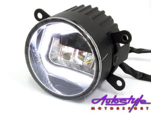 Universal LED DRL Foglamps (pair)-0