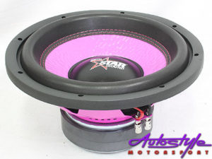 Starsound Spectrum Pink Series 6500w dvc Subwoofer-0