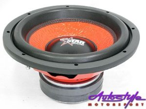 Starsound Spectrum Red Series 6500w dvc Subwoofer-0