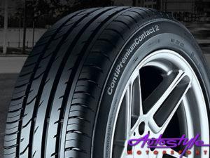 "205-55-16"" Continental Premium Contact2 Tyres-0"