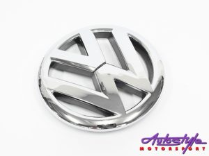 VW Polo Vivo Replacement Grille Badge-0
