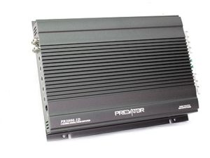 Predator 3800w Class D 1Channel Amplifier-0