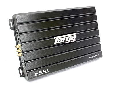 Targa TA-T8400.4 100rms x 4ch Amplifier