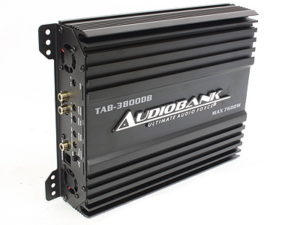 Audiobank 7600w 1ch Class D Amplifier-0