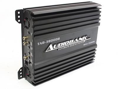 Audiobank 7600w 1ch Class D Amplifier-0
