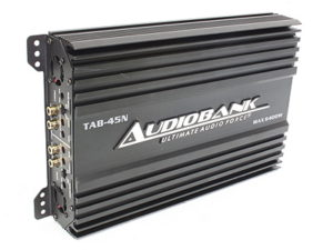 Audiobank 6400w 4channel Amplifier-0