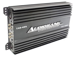 Audiobank 7200w 4channel Amplifier-0