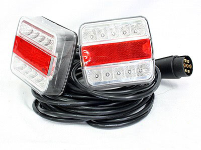 LED Trailor Lamp Set