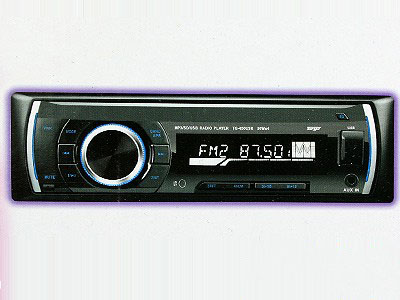 Targa Multimedia Player with Bluetooth-0