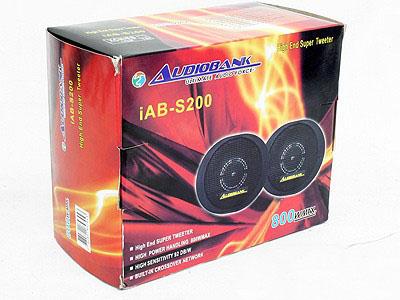 Audiobank 800w Supertweeters (pair)-0