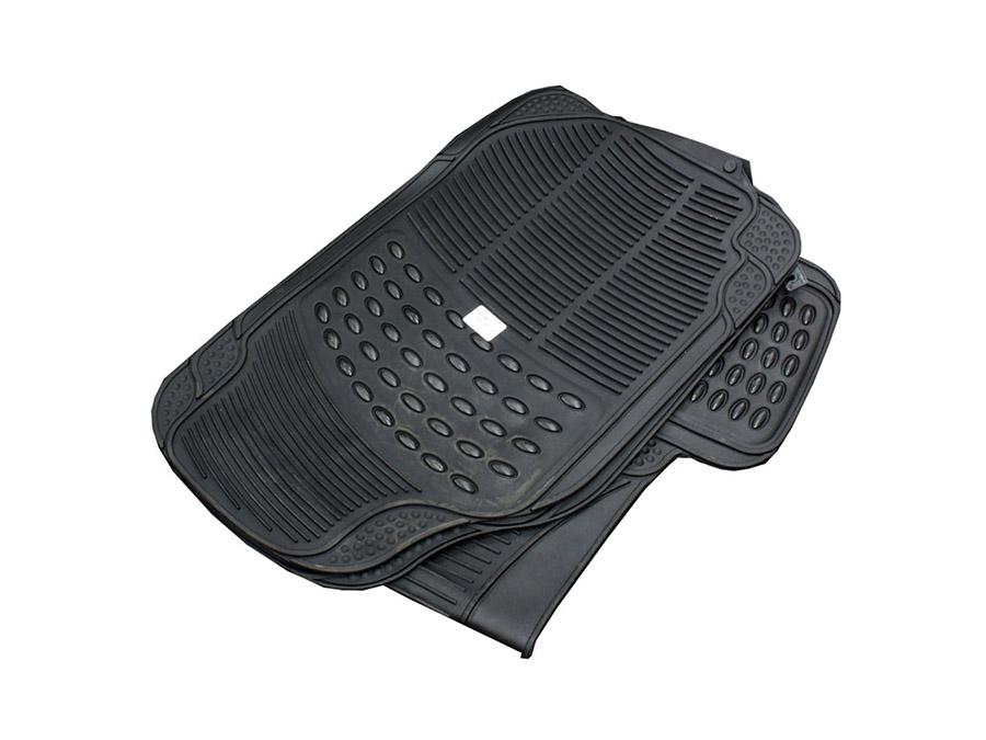 Universal Rubber Floormats for Bakkies/Pickups