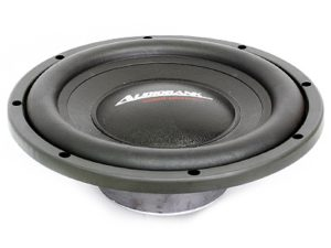 "Audiobank 10"" Flat 3200w Subwoofer -0"
