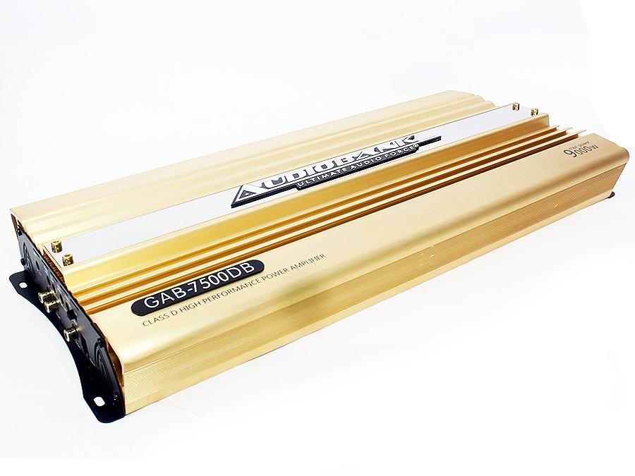 Audiobank Class D 7500 Digital Amplifier