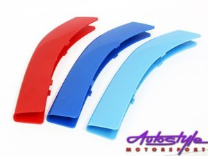 Suitable for BMW F10 Clip on Grille Cover-0