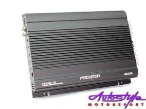 Predator 3800w Class D 1Channel Amplifier-0