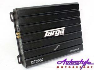 Targa TA-T16000.1 1600w RMS 1ch Class D Amplifier-0