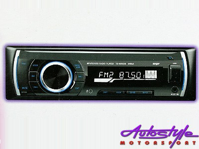 Targa Multimedia Player with Bluetooth-0