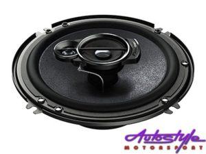 """Pioneer TS-A1676S 6"""" 320w 3way Speaker-0"""