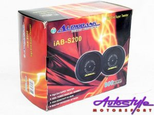 Audiobank 800w Supertweeters (pair)-0