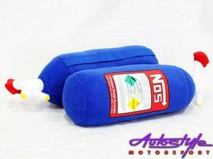 NOS Performance Headrest Pillows (pair)-0