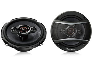 "Pioneer TS-A1686S 6.5"" 350w 4way Speakers-0"