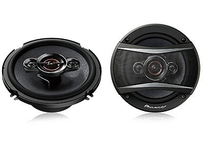 Pioneer TS-A1686S 6.5″ 350w 4way Speakers