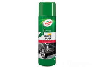 Turtle Wax Black in a Flash Tyre & Trim Spray-0