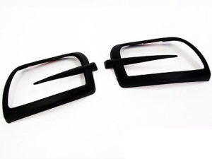 Isuzu 2013 D-Max Foglamp covers (pair)-0