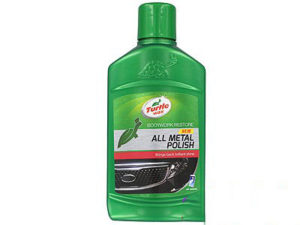 Turtle Wax Metal Polish (300ml)-0