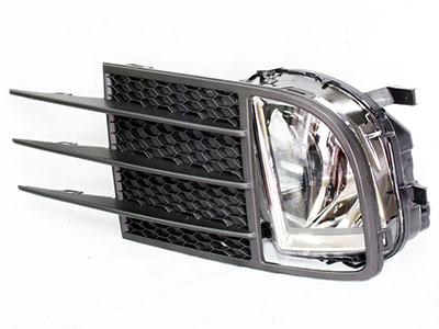 VW Golf Mk6 Gti Replacement Foglamps with Grille (pair)