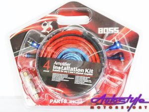 Evo Tuning 6Gauge Car Audio Wiring Kit-0