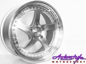 """19"""" Evo SL5 5/120 Alloy Wheels-0"""