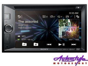 Sony XAV-W600 Double Din DVD Receiver-0